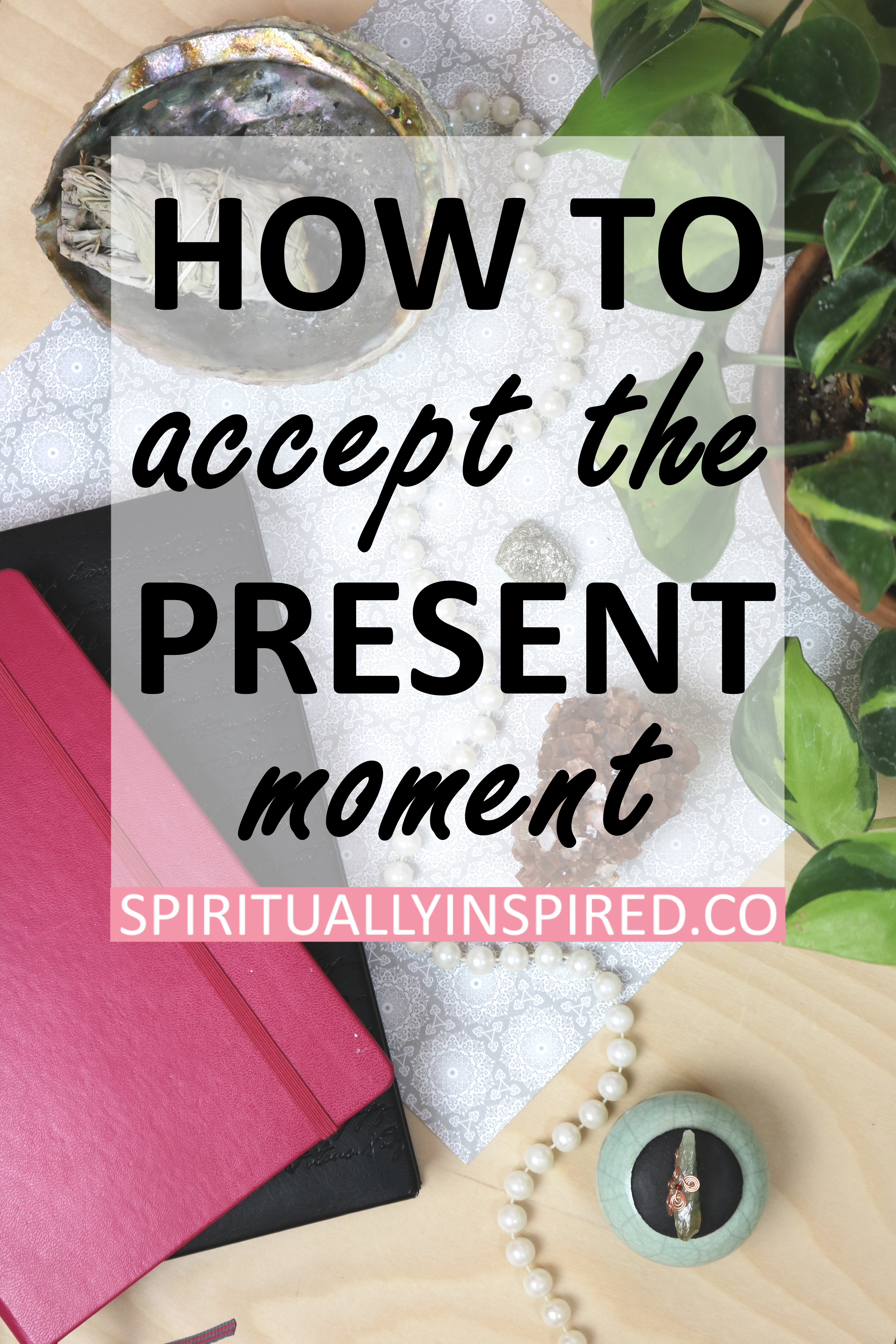 Acceptance is understanding that we are completely responsible for where we are right now, which allows us to learn, grow, and move forward.