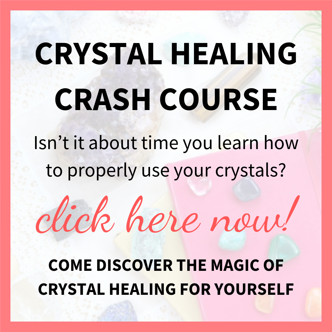 How To Work With Healing Crystals Every Day - Spiritually Inspired